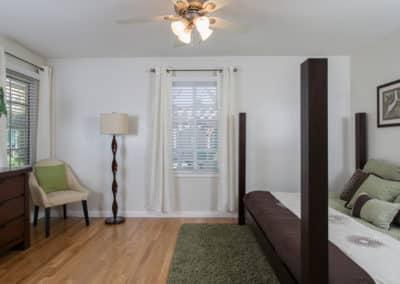 Bedroom Urban Wood Flooring